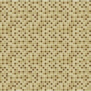 Mozaiek glas mix beige zwembad 32,7x32,7cm (outlet)