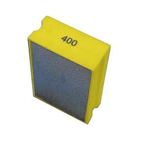 Rubi rubi gereedschappen x st polijstpad k400 geel rub