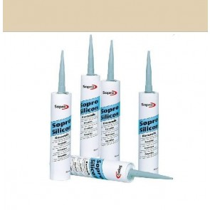 Bouwmaterialen sopro silicone kit bahamabeige nr. 34 a 310ml