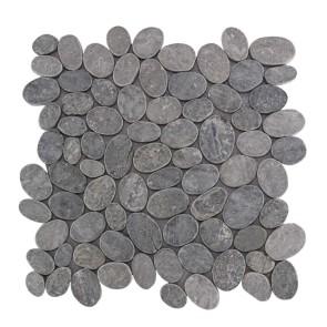 Stabigo oval mozaieken moz 300x300 oval l.gray sta
