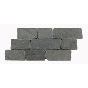 Stabigo horizontal50 mozaieken moz 150x300 hor 50 gray sta
