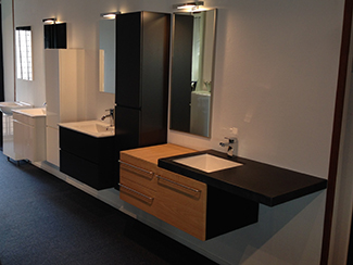 showroom badkamer